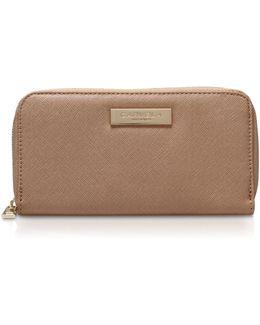 Alis Zip Around Wallet