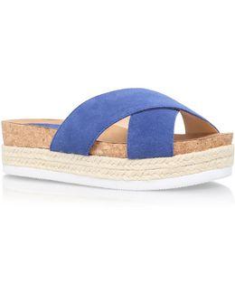 Amyas Slip On Sandals