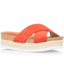 Amyas Slip On Sandals