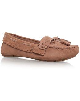 Begone Flat Loafers