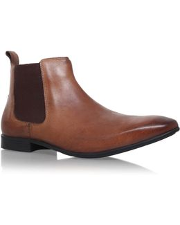 Bracknell Leather Chelsea Boots