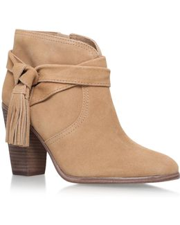 Fianna Suede Ankle Boots