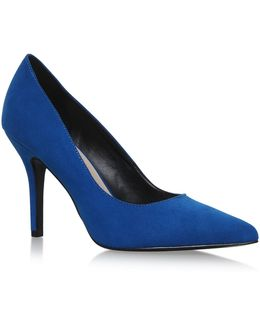 Flagship High Heel Court Shoes