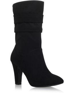 Geneva2 High Heel Calf Boots