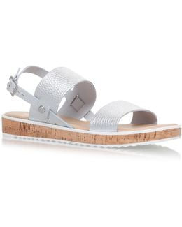 Gia Flat Sandals