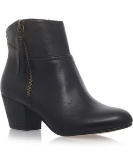 Hannigan High Heel Ankle Boots