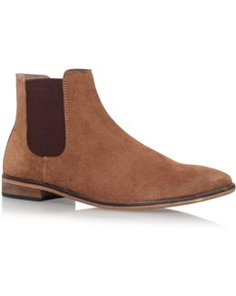 Harrogate Slip On Chelsea Boots