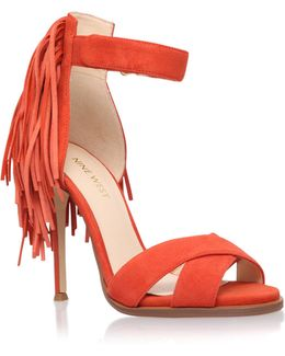 Hustle High Heel Sandals
