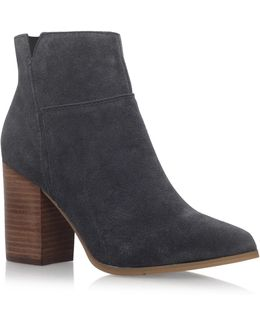 Keke High Heel Ankle Boots