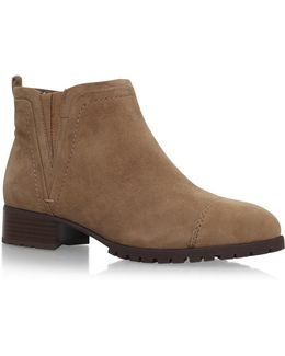 Layitout Flat Ankle Boots