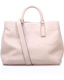 Leather Chelsea Tote