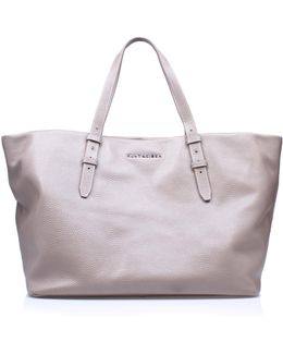 Leather Hampstead Tote