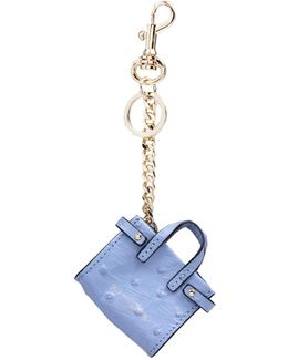 London Tote Keyring