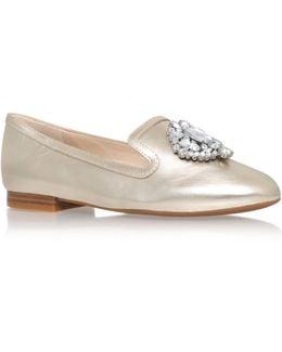 Longshot Flat Slip On Loafers