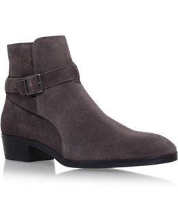 Ludlam Zip Up Ankle Boot