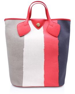 Oval Tote