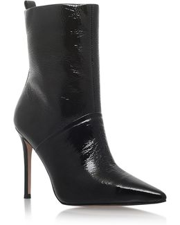 Rascal High Heel Ankle Boots