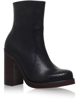 Spirit High Heel Boots