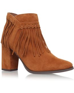 Wilamina High Heel Ankle Boots