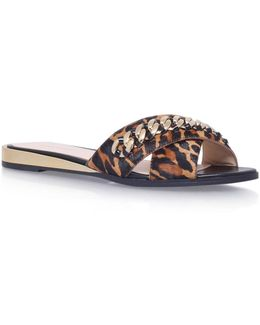 Xray5 Flat Printed Sandals