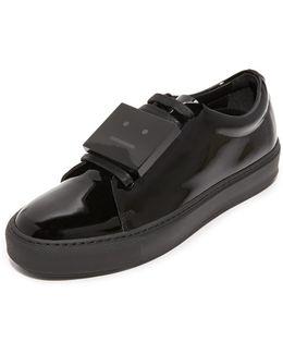 Adriana Patent Sneakers