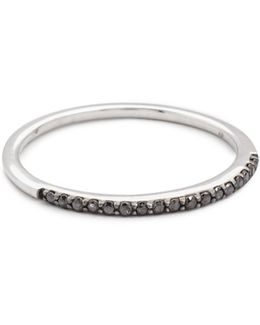 Pave Band Ring