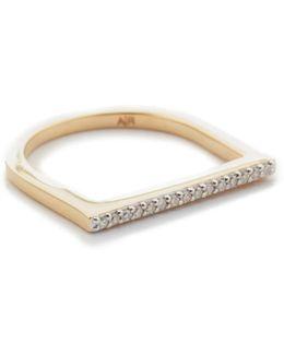 Flat Bar Ring