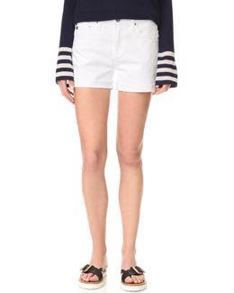 The Hailey Slouchy Shorts