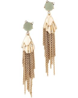 Dangling Tassel Earrings