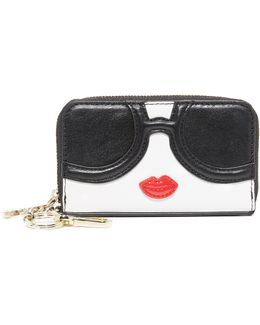 Stace Face Small Wallet