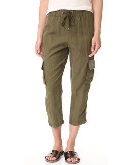 Anders Embellished Cargo Pants