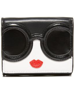 Stace Face Trifold Wallet