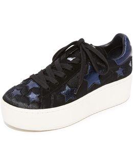 Cult Star Platform Sneakers