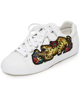 Niagara Embroidered Sneakers