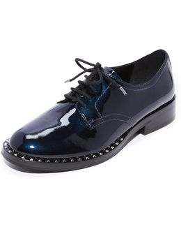 Wilco Studded Oxfords