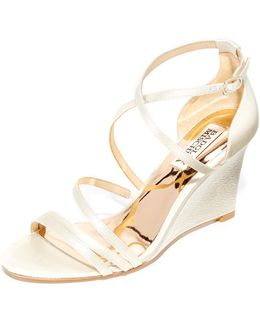 Bonanza Wedge Sandals