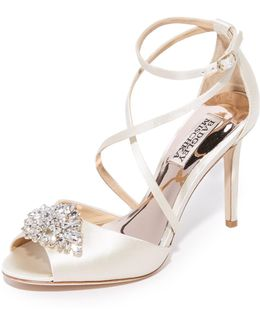 Tatum Peep Toe Sandals