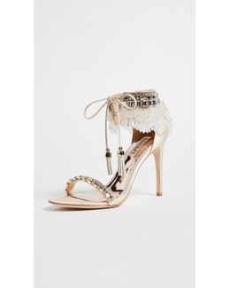 Katrina Embellished Sandals