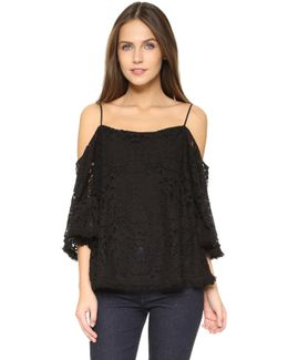 Tusk Lace Top