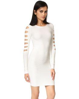 Lauren Cutout Knit Dress