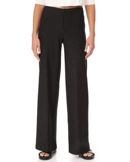 Striped Imperial Pants