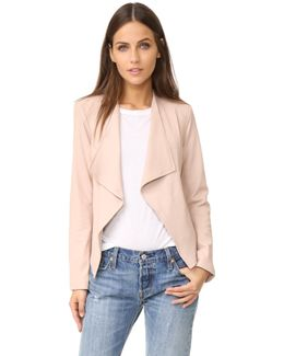Siena Soft Leather Jacket