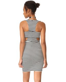 Jack By Geno Stripe Dress
