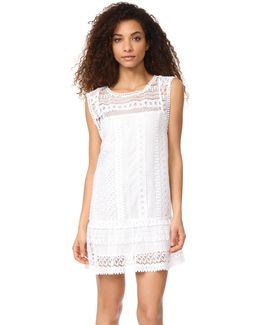 Milo Crochet Lace Dress