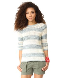 Harrington Loose Knit Sweater