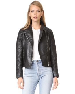 Dominic Leather Jacket