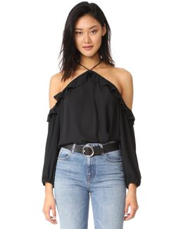 Carly Off Shoulder Top