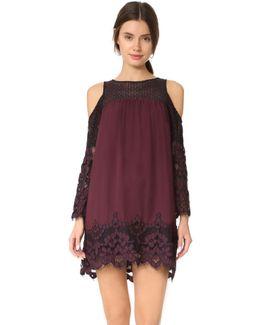 Jacky Two Tone Lace Dress