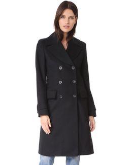 Delmere Wool Cashmere Jacket