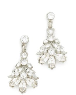 Embellished Cluster Earrings